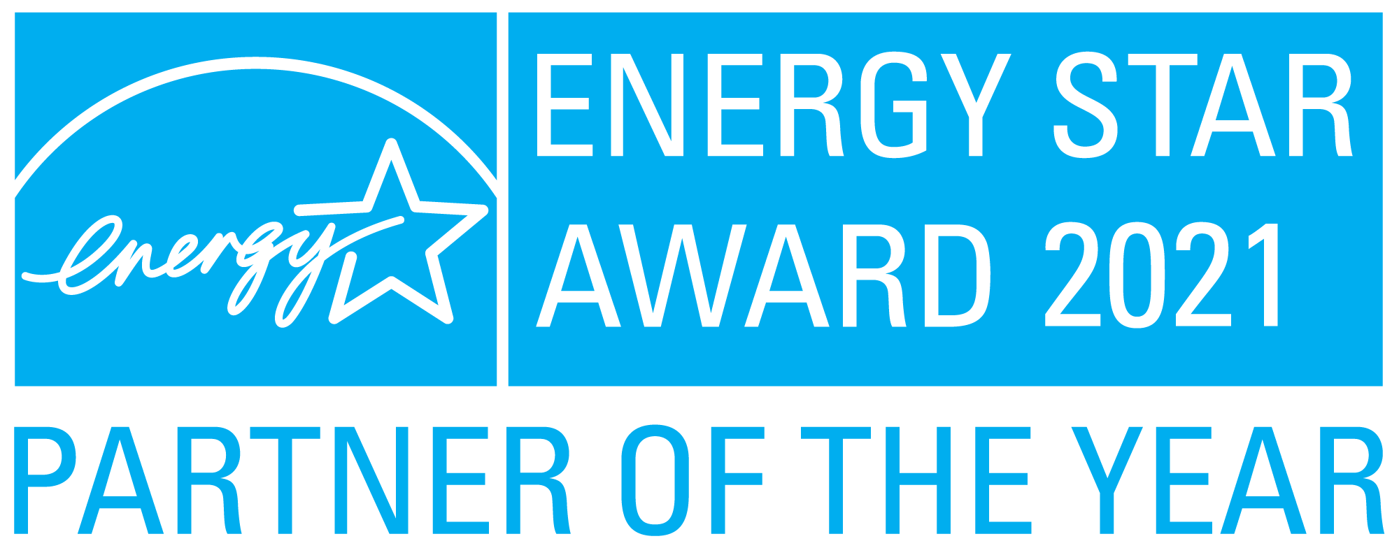 ENERGY STAR Partner of the Year 2021 Logo