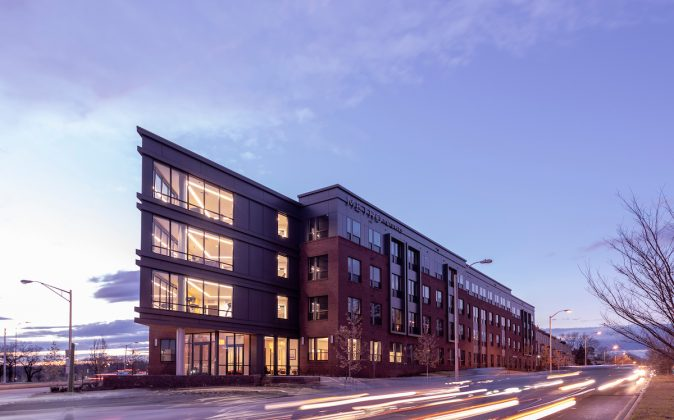Architectural Image of Metro Height Apartments in Baltimore MD