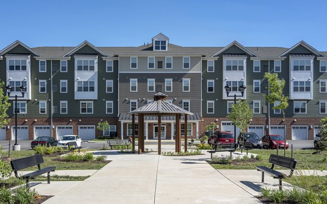 Merritt Station Apartments